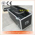 Venta caliente monitor lcd caso, de aluminio de tv de plasma de los casos de transporte