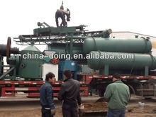 promoting good for environment with high quality pyrolysis oil refine machine