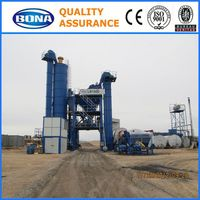Continuable Colorful Container Type Asphalt Mixing Plant