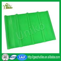 China new corrugated fiberglass transparent roof tile for greenhouse