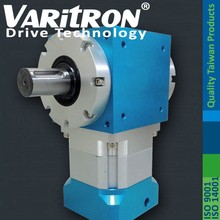 Varitron RAM-SS Series Double Shaft Right Angle Spiral Bevel Planetary Gearbox
