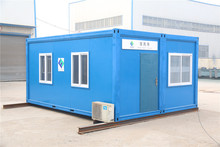 Highly effective luxury container offices scheme