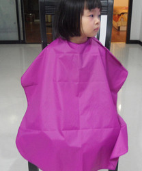 Advertising Plastic Promotional Hairdressers Apron