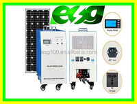 Off grid solar system 3kw photovoltaic system with battery backup
