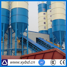 high quality concrete portable small mixing plant