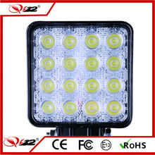 high power 48w led flood work lights,10-30V DC automotive led work lamp for cars , 4x4 Led driving work lamp