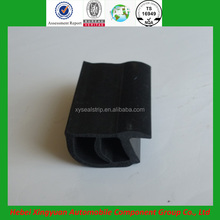 flexible sponge rubber expansion joint / foam rubber product for sale