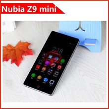 "Original ZTE Nubia Z9 Mini 4G LTE Android 5.0 Mobile Phone 16.0mp camera Octa Core CPU 5.0"" FHD 1920X1080 2GB RAM"