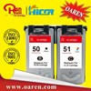 Remanufactured Ink Cartridge for Canon PG50 Black