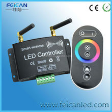 Newest Ipad Smartphone IOS Android wifi led controller led wireless WIFI controller