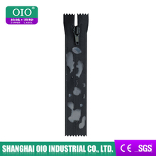 OIO Wholesale High Quality Airtight Practical Waterproof Zipper For Raincoat