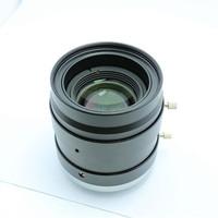 Low distortion C Mount Manual focus 35mm F:1.4 Machine vision lens 10 Megapixel FA lens