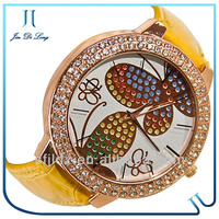 2013 New Product Ladies SZ Crystal fashion girls watches