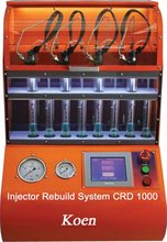 common rail injector tester. CRD1000