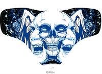 Outdoor Sports Half Face Mask Shield Anti Dust Winderproof Sports Mask