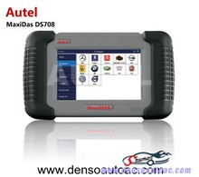Autel Maxi DS708 AUTO Diagnostic scanner support ALL 5 OBDII protocols Latest version