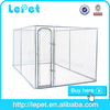 Wholesale chain link dog kennel/dog cage/folding dog run