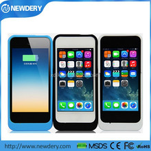 Best selling 2200mah rechargeable for iphone 5s battery case