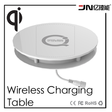 Qi Embedded Wireless Charging Furniture Design for Samsung Galaxy S6