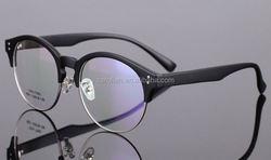 high quatity optical glasses memory eyewear optical frame pure titanium optical frame