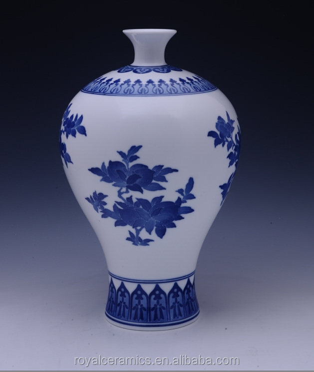 Hotel Decoration China Well Known Trademark Hand Painted Underglazed