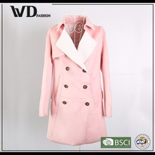 2015 cheap China wholesale clothing women coat cheap, dust coat