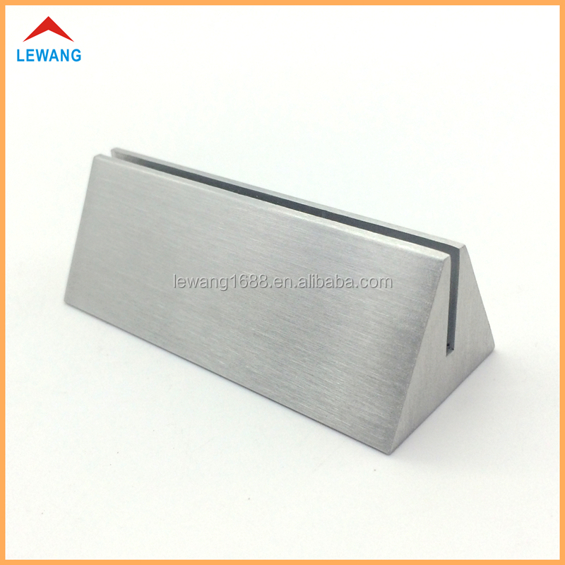 Wholesale Durable Metal Business Name Card Holder Custom