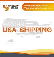 International transport container cost from China to USA
