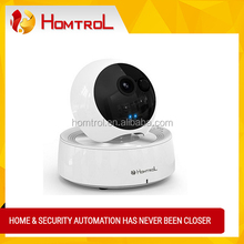 Homtrol HD, IP/Network ,Wireless, Video Monitoring, Surveillance, security camera,plug/play, Pan/Tilt with Digital Zooming