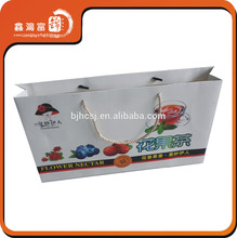 paper bag with handle for shopping/gift/promotion