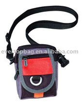 Easy to carry two tone camera bag