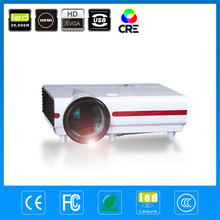 LCD projector Office Education use 3500 lumens LED 108 Wattas 20,000 Hours Hight brightness Contrast 16:9(default)/4:3