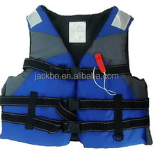 2015 Excellent Quality nylon sublimated life jacket for water sports