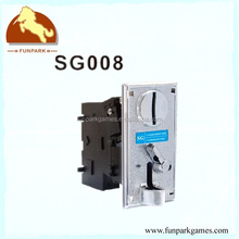 2015 NEW ARRIVAL arcade machines spare parts coin acceptor SG -008