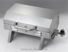 HGG2001U Stainless Steel Table Top Gas Grill
