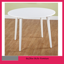 wood dining table modern design DT207