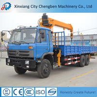 Chengben Various Models Log Trucks with Loaders for Sale