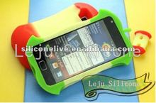 2012 New designer silicone cell phone holder