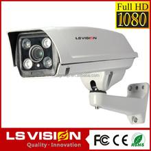 LS VISION vari-focal waterproof camera super mini recordable camera ir array outdoor cctv camera