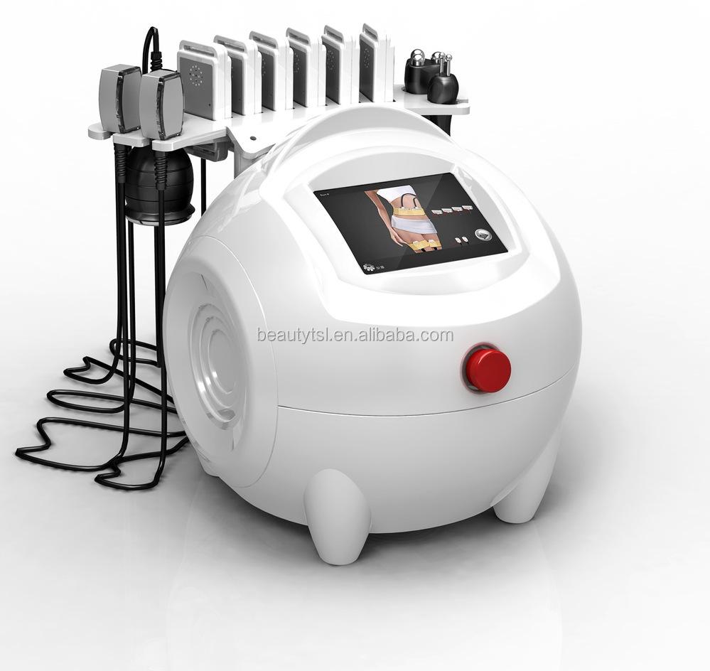 RU+16 Face And Body Shaper Lipo Laser Ultrasonic Liposuction Cavitation I Lipo Machine For Sale