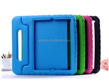 For Apple ipad air 2 stand case EVA Foma Cover Kids Handle shockproof Protective case