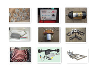 Spare Parts for Electric Auto Rickshaw