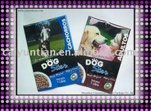 pet food packaging bag for dog or cat