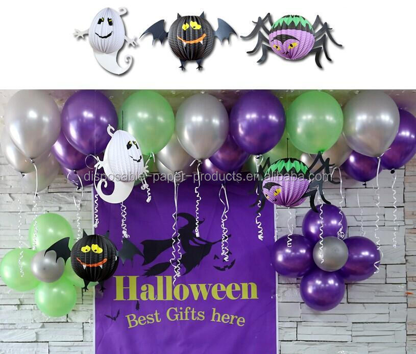 White Ghost Balloons Balloons With Skull Ghost