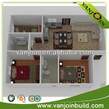 2015 china Modular perfect prefab House/home