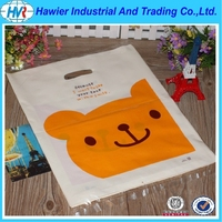 Eco-friendly patch handle/loop handle shopping bag