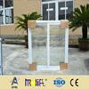 Tempered Glass Sound Insulation Aluminum Frame Side Sliding Motorhome & Rv Window