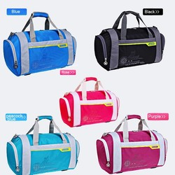 Large roomy Travel Tote Bag Hand Bag with 5 colors