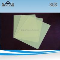 China good quality Zhejiang Jingjing 0.5mm epoxy fiberglass pressboard
