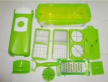 Salad machine /vegetable Slicer/Potato slicer/12 sets shredder
